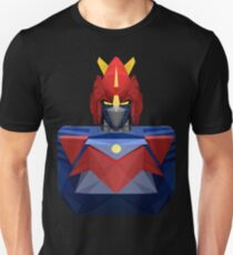 Voltes V Low Poly Art Unisex T-Shirt