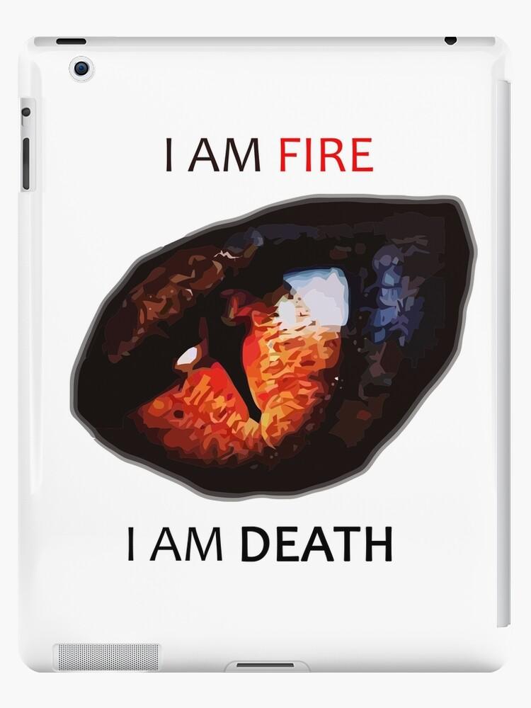 I am FIRE by hrolfr