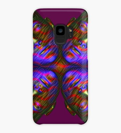 #DeepDream Masks - Heads - Butterfly 5x5K v1455803831 Case/Skin for Samsung Galaxy