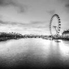 London Eye by ChristosMavros