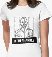 #FreeMahrez T-shirt col V femme