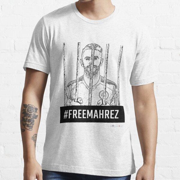 #FreeMahrez T-shirt essentiel