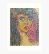 CC Pastel Art Print