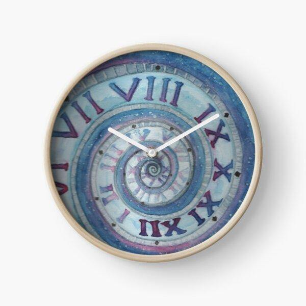 Time lord clock Clock