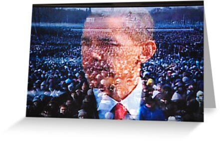 New US President  by Shelby  Stalnaker Bortone