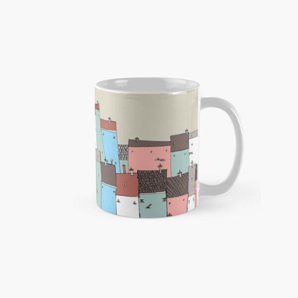 Cloudy Town Classic Mug