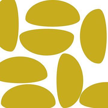 Rocks - Mustard by annumar