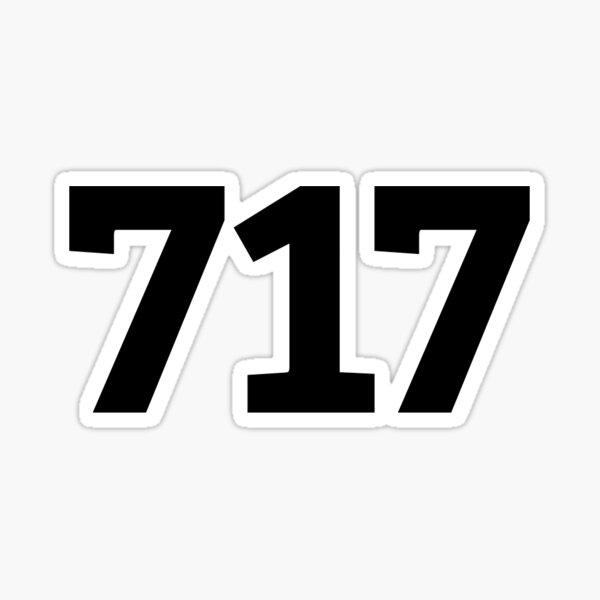 717 Sticker
