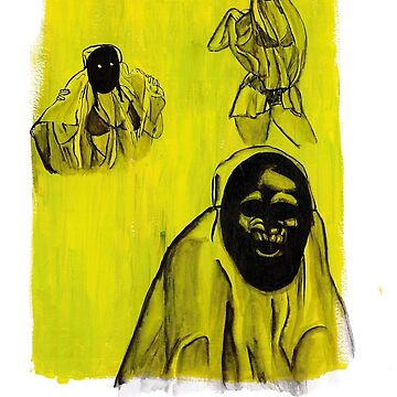 Koko soul gorilla ghost by raelanh