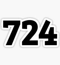 724 Sticker