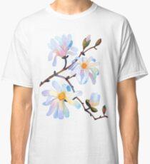 White Magnolia Classic T-Shirt