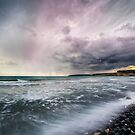 Cloudy Beach by ChristosMavros