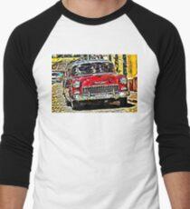 Road cruiser # 3 Men's Baseball ¾ T-Shirt