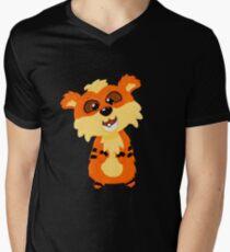 Growlithe Men's V-Neck T-Shirt