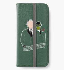 René Magritte iPhone Wallet/Case/Skin
