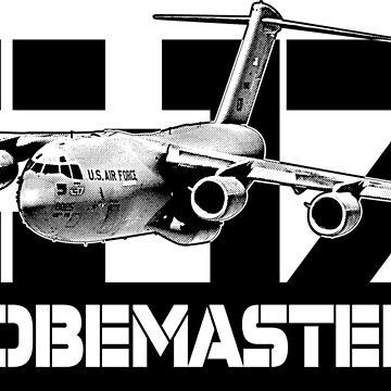 C-17 Globemaster III by deathdagger