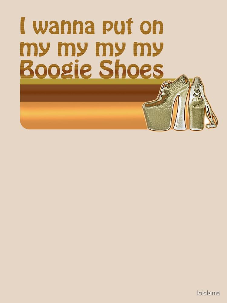 Boogie Shoes Disco Shirt Women S Relaxed Fit T Shirt By Loislame