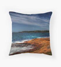 Bay Of Plenty Throw Pillow