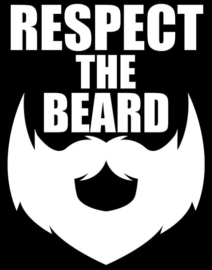 Respect the Beard - Gifts For Men With Beards\