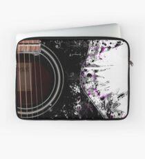 Guitar Graphics Laptop Sleeve