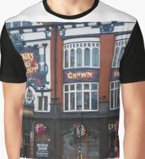 Crown Hotel In Liverpool - © Doc Braham; All Rights Reserved. Graphic T-Shirt