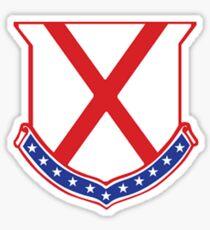 Old Row Crest Sticker