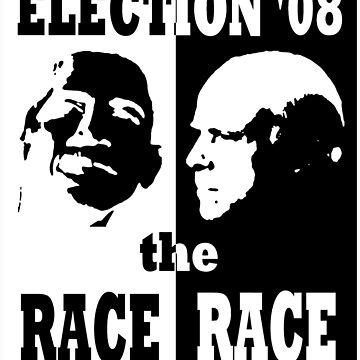 The Race Race by FunShirtShop