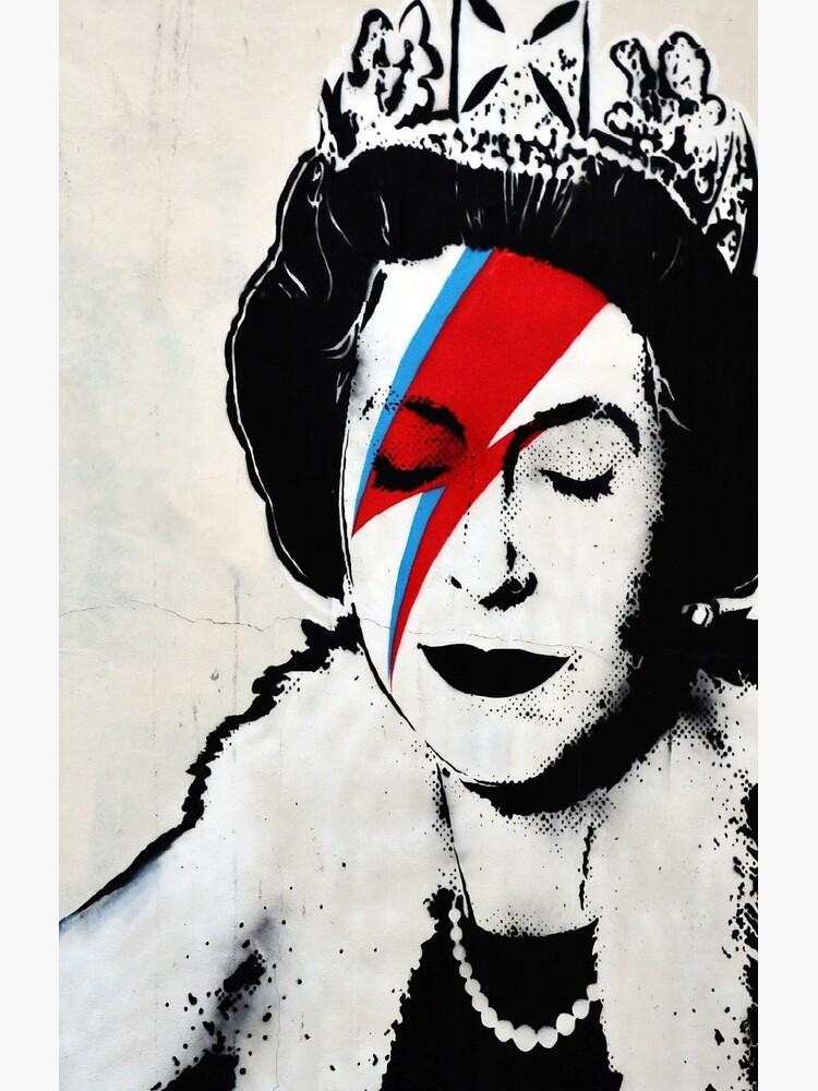 Banksy, Königin von Alma-Studio