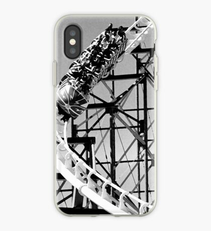 downhill iPhone Case
