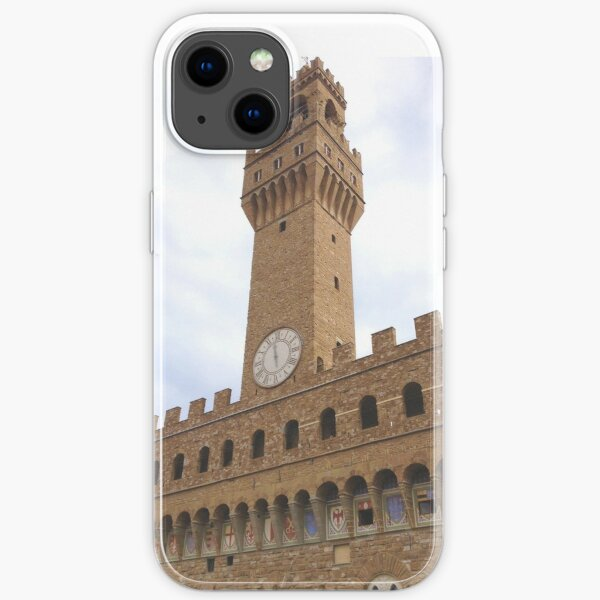 Palazzo Vecchio, Florence, Italy iPhone Soft Case