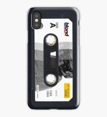 Frank Ocean Blonde Blond Cassette iPhone Case Sticker iPhone Case