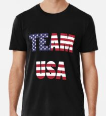 TEAM USA Premium T-Shirt