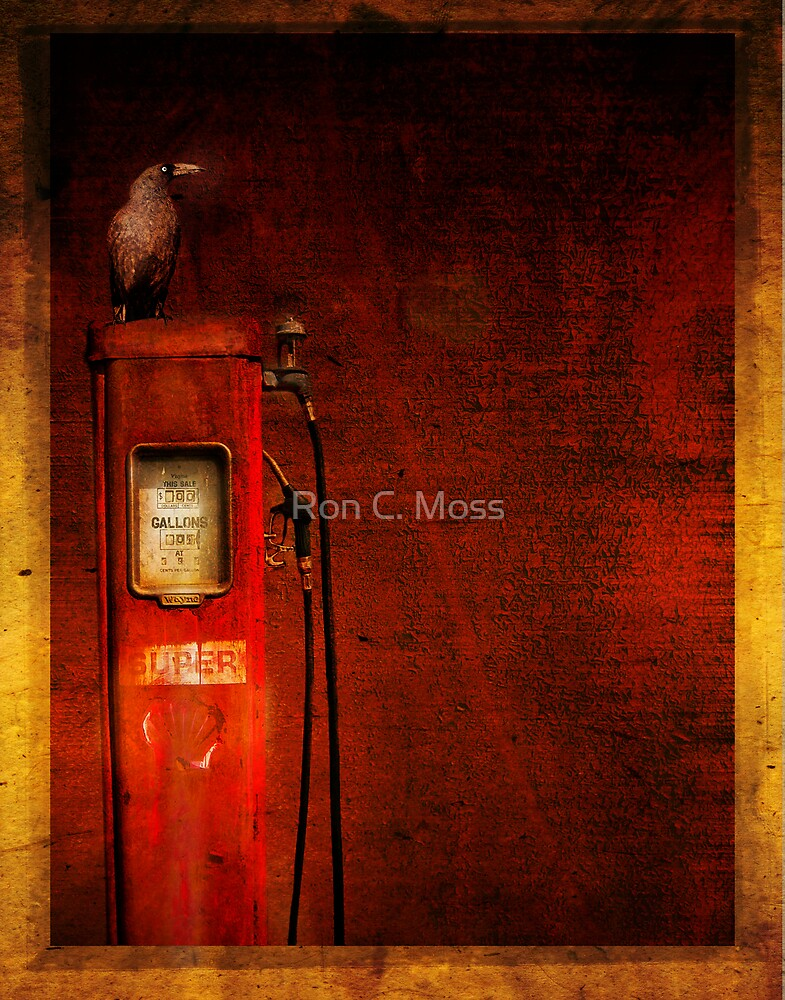 e m p t y by Ron C. Moss