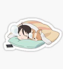 Ena Saitou Yuru Camp - Char Sticker