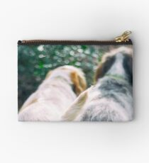 Italian Spinone Mystery in the Woods Studio Pouch