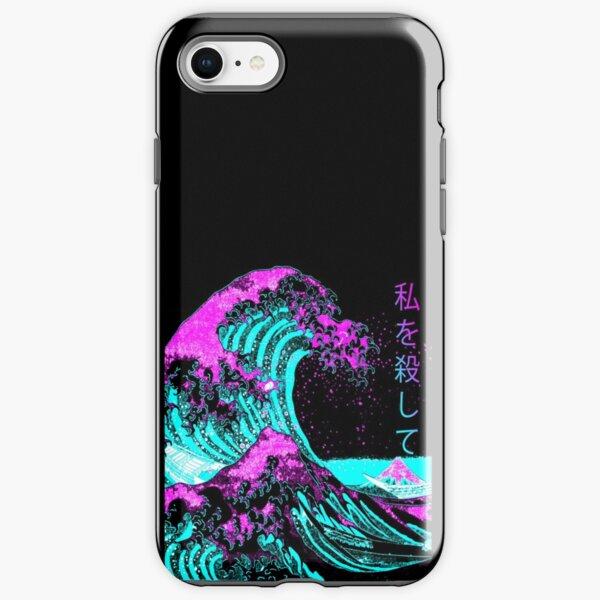 Aesthetic: The Great Wave off Kanagawa - Hokusai iPhone Tough Case