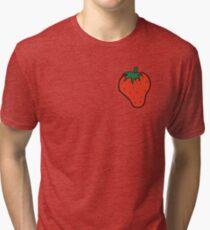 Superfruit Strawberry Tri-blend T-Shirt