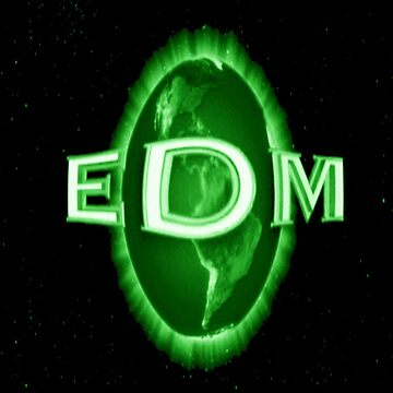 World EDM  by edmshirts