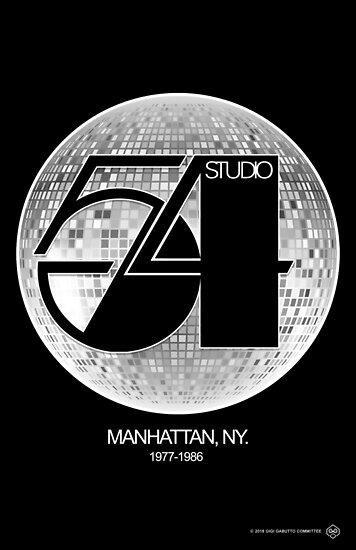 «Studio 54 - Deejay» de GiGi Gabutto