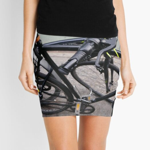 Street, City, Buildings, Photo, Day, Trees, New York, Manhattan, Brooklyn Mini Skirt