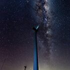 Starfish Hill Galaxy by pablosvista2