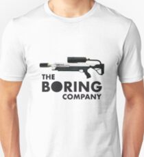 The Boring Company - Flamethrower Elon Musk Unisex T-Shirt