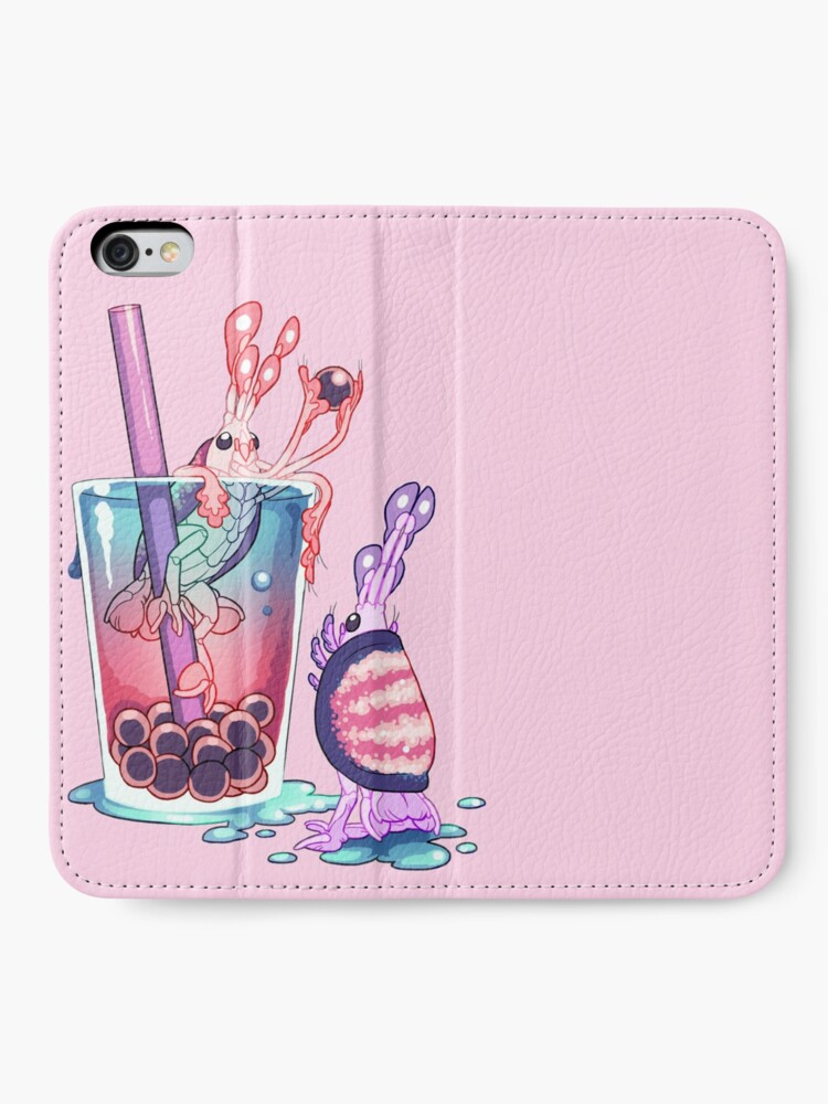 Alternate view of Alien Sweets: Scud Boba  iPhone Wallet
