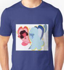 Rubin + Saphir Slim Fit T-Shirt