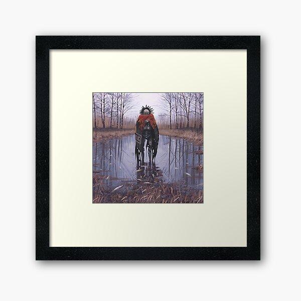 Vagabonds - Dead Fish Framed Art Print