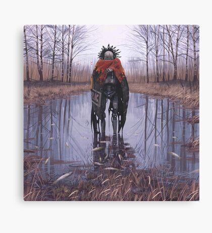 Vagabonds - Dead Fish Canvas Print