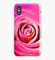 Pink Romance iPhone Case
