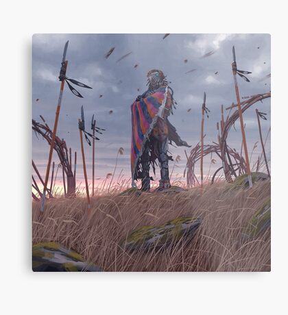 Vagabonds - The Lord With The Ice Cream Umbrella  Metal Print