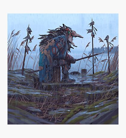 Vagabonds - The Pike Lord Photographic Print