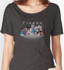 FIENDS Women's Relaxed Fit T-Shirt